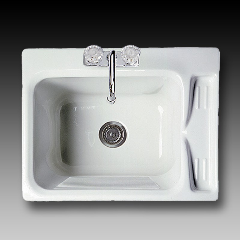 Deluxe Acrylic Laundry Sink Acri Tec Industries