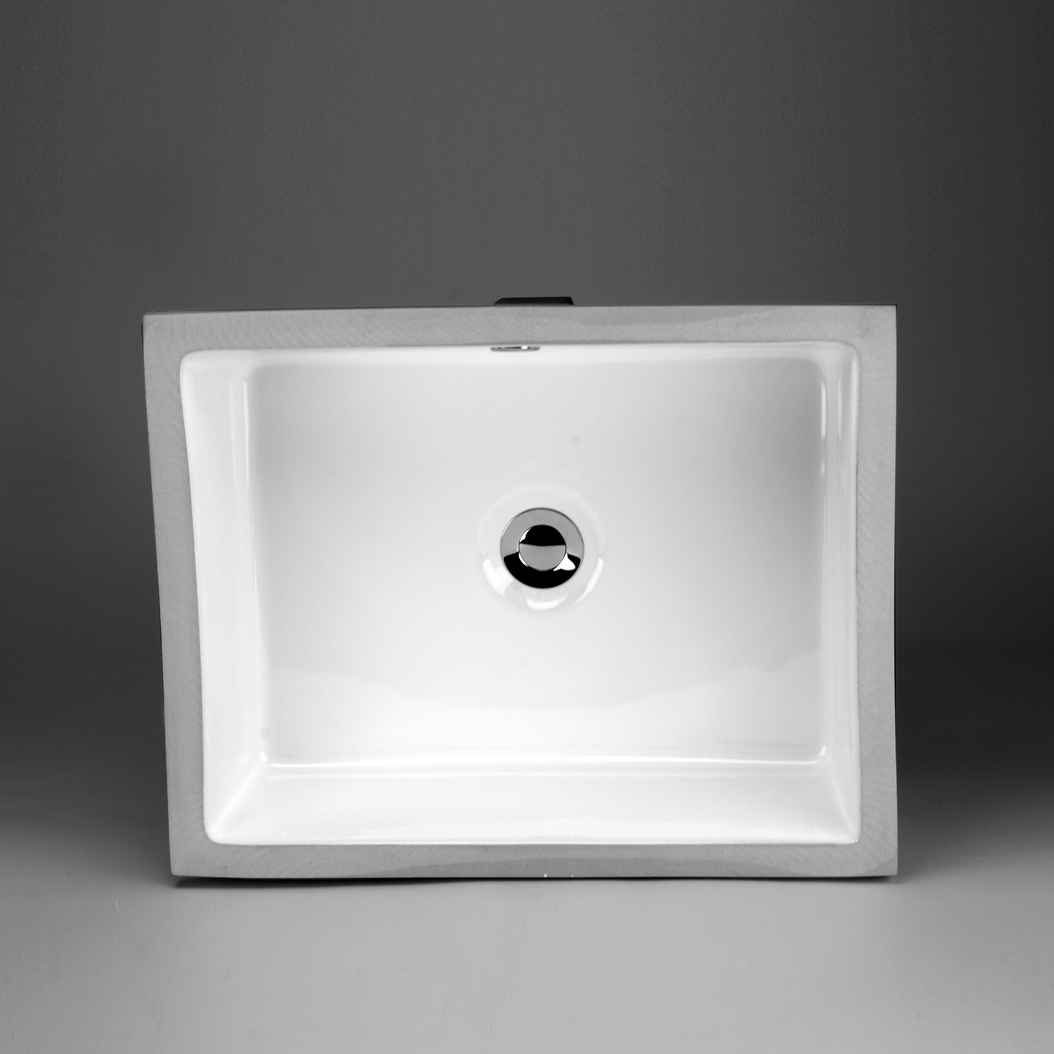 Island tub drain acri tec bath and kitchen products - 36977 Rectangular Basin