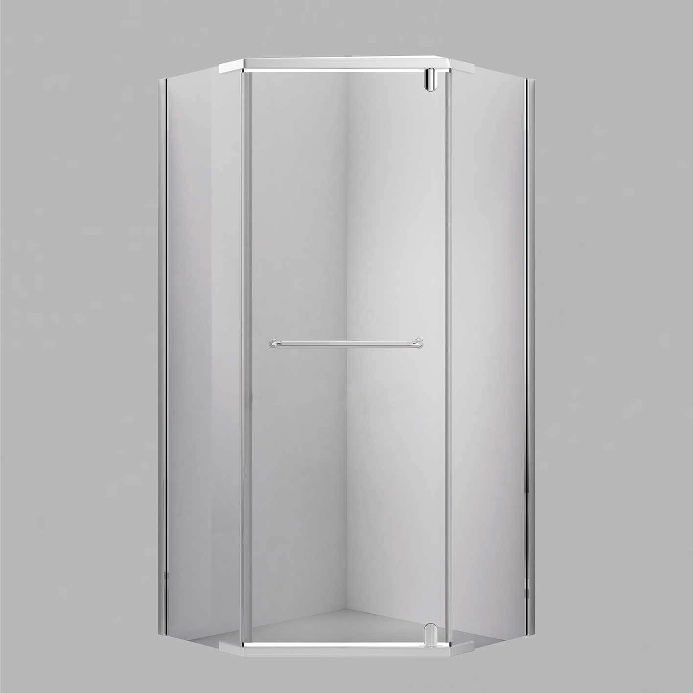Neo Angle Shower Doors Archives - Acritec Industries